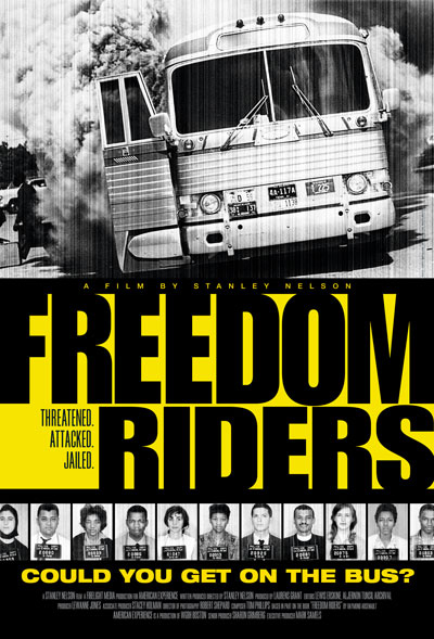 FREEDOM RIDERS : A Stanley Nelson Film : American Experience – In memory