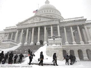 Congress: -the Republican led House   -the Senate   …both meet @10amET