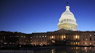 Congress:             – Republican led House       – the Senate