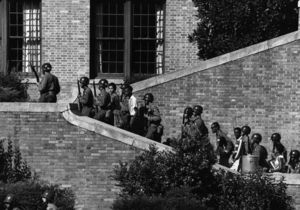 The Little Rock Nine …