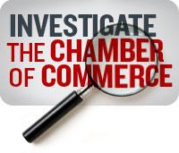 Tell the DOJ: Investigate the Chamber of Commerce's campaign spending!