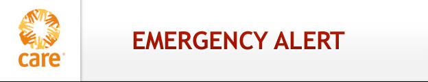 EMERGENCY ALERT: CARE responds to the crisis in Libya
