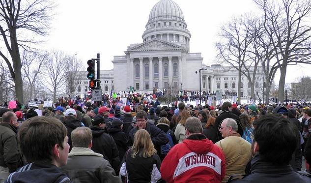 Wisconsin update -Kristina Powell, Democracy for America