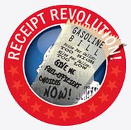 Gas prices demand a Receipt Revolution