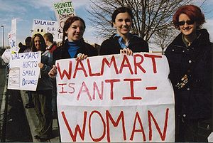 Take Action: Send a Message to the Wal-Mart Women