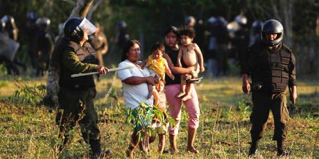 Bolivia: Stop the crackdown     …Luis Morago – Avaaz.org