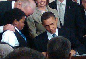 President Obama Speaks …
