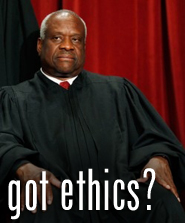 Investigat​e Clarence Thomas & Restore Ethics on the Supreme Court