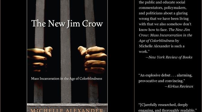 "in the Library … Michelle Alexander""s 'The New Jim Crow,' -Women's History Month"