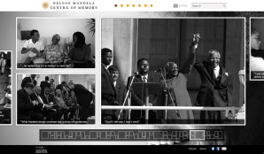 Official Google blog - Nelson Mandela