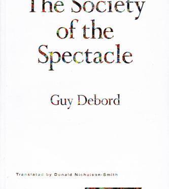 "In the Library: … La Société du spectacle"" a Book by Debord"