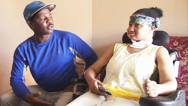 Single father of drive-by shooting victim needs help making home 'comfortable' for daughter