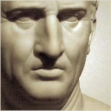 Marcus Tullius Cicero (Roman statesman, orator and essayist, 106–43 B.C.).
